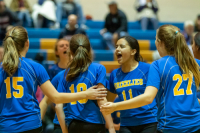 Gallery: Volleyball Mattson MS @ Summit Trail MS